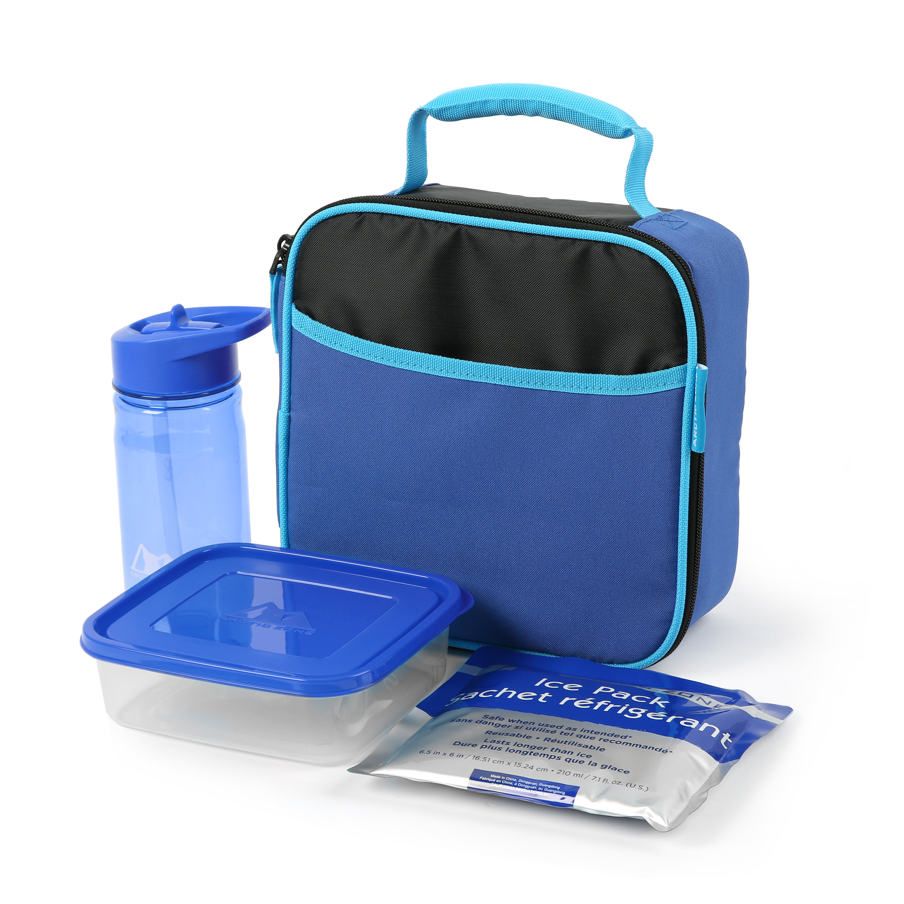 Arctic Zone Lunch Combo, Blue