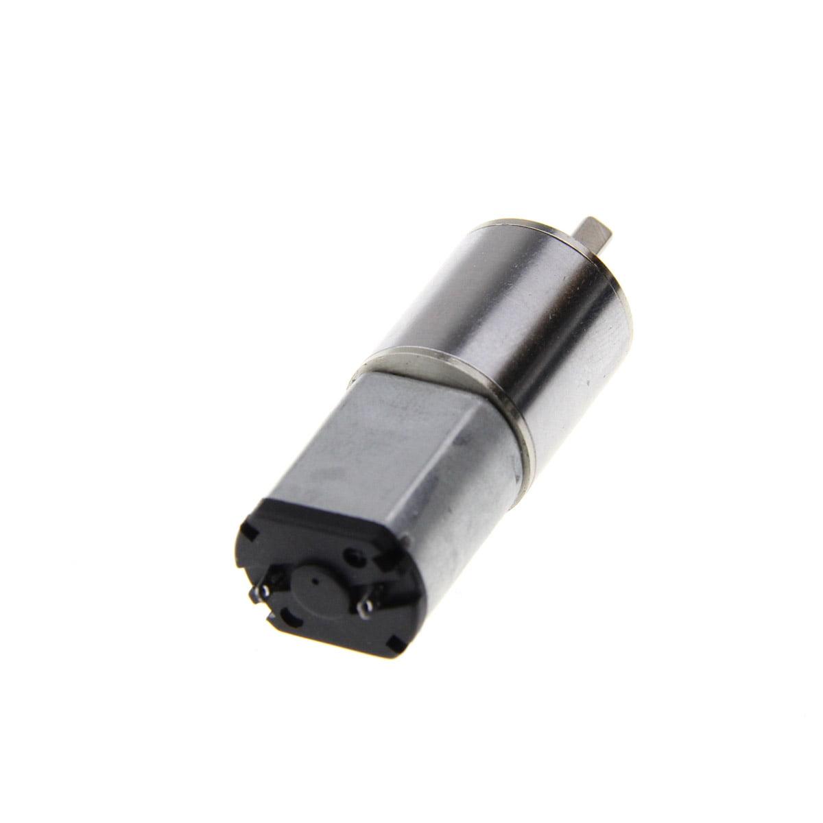 Gear Motor for Robot 6V 60RPM Miniature Dust-Resistant Torque DC Gear Motor