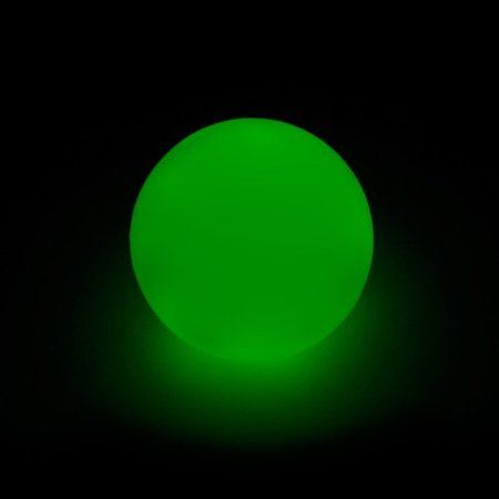Play MMX2 Stage Ball, 70 mm Juggling Ball - (1) Glow