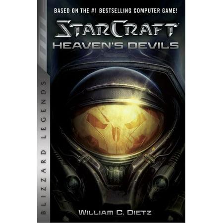Starcraft: Blizzard Legends: Starcraft II: Heaven's Devils (Paperback)
