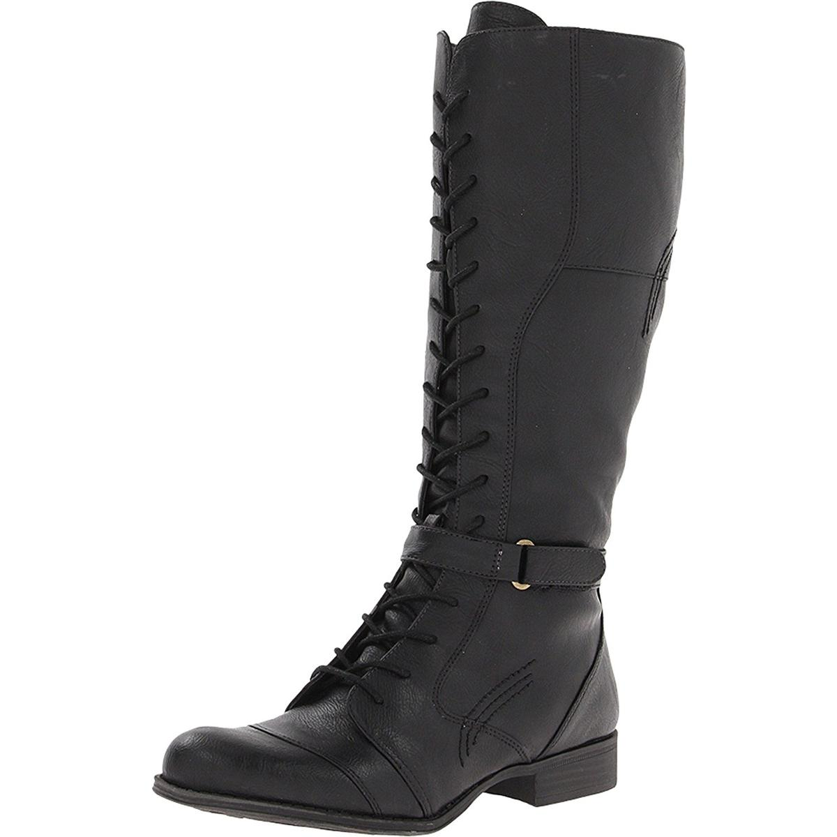 Naturalizer Jakes Womens Black Boots by Naturalizer