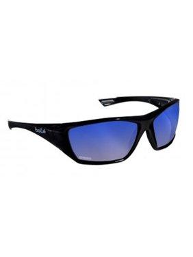 ace467756000 Product Image bolle safety 286-40151 hustler marine blue flash polarized  safety shiny - black