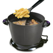 Presto DualDaddy 8-Cup Electric Deep Fryer