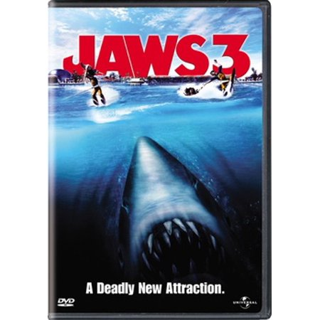 Jaws 3 (DVD) (Jabber Jaws)