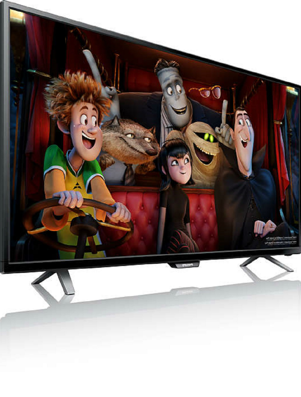 "Refurbished Philips 43"" Class 4K (2160P) Google Cast Smart TV (43PFL6621) by Philips"