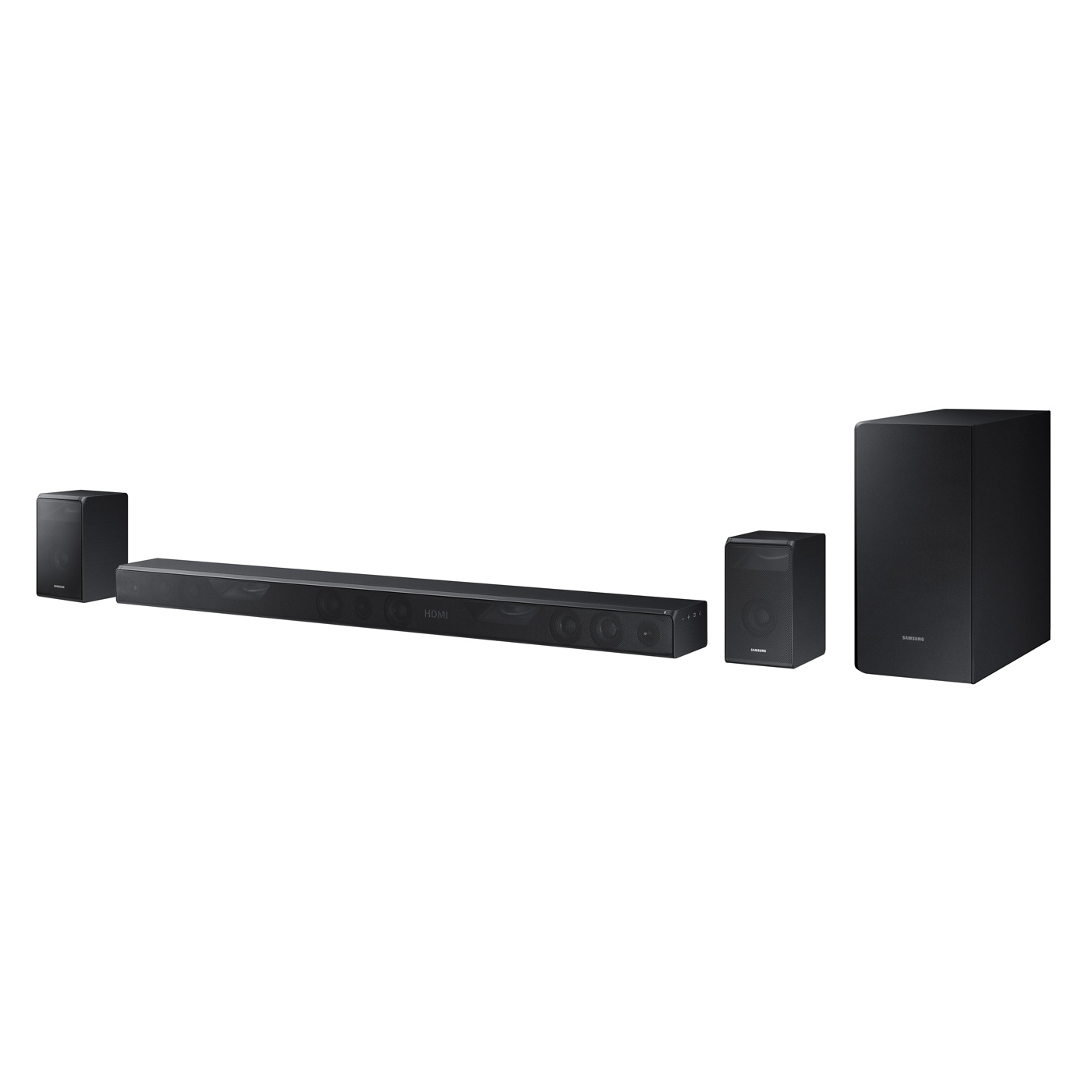 Samsung UBDK8500 4K Blu-ray Player w/ HWK950 5.1.4 Channel Soundbar ...