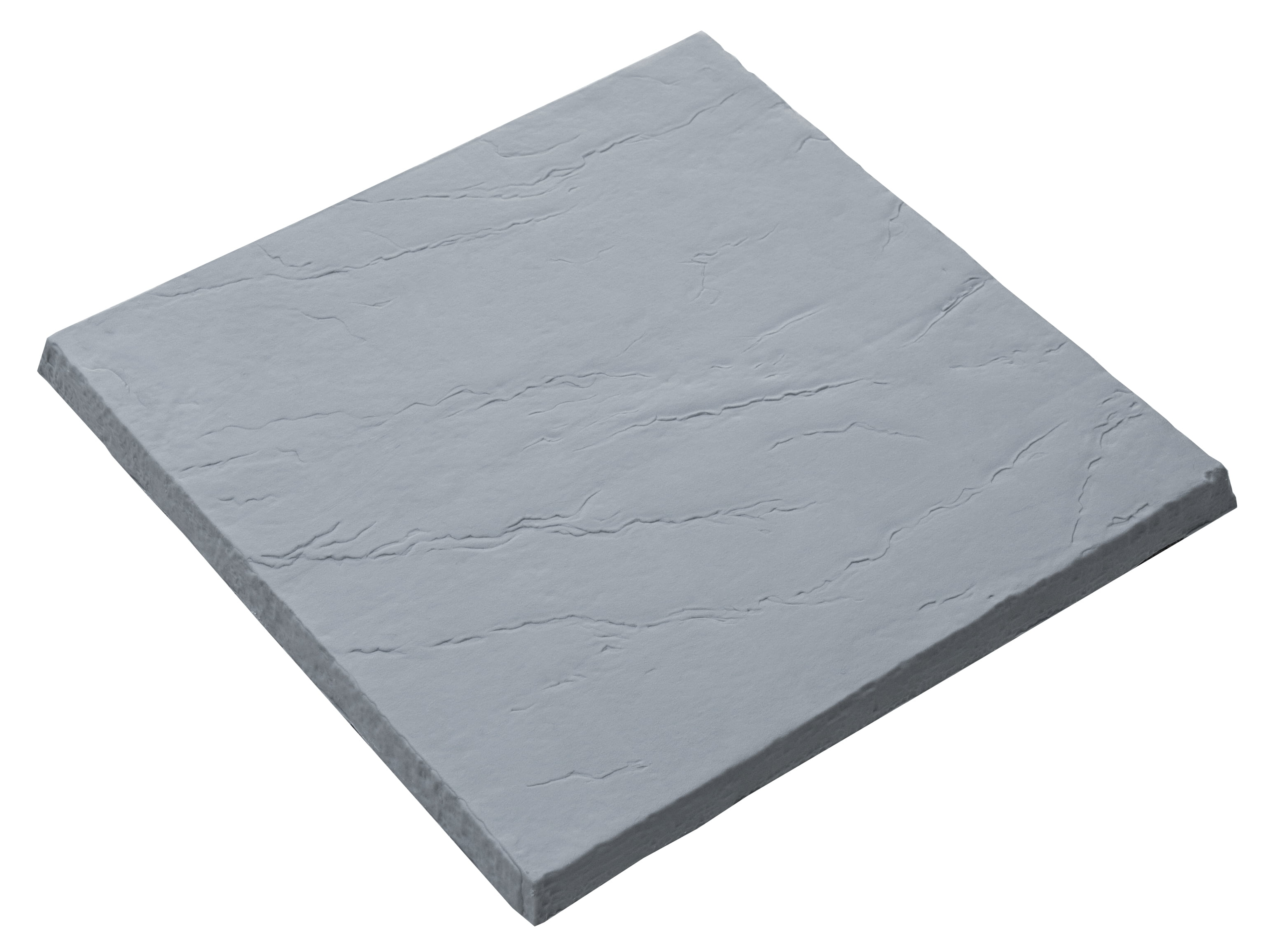 """16""""x16"""" Stepping Stones Natural Pavers Patios Walkways Dog Kennels 12 pack Slate by EMSCO Group"""