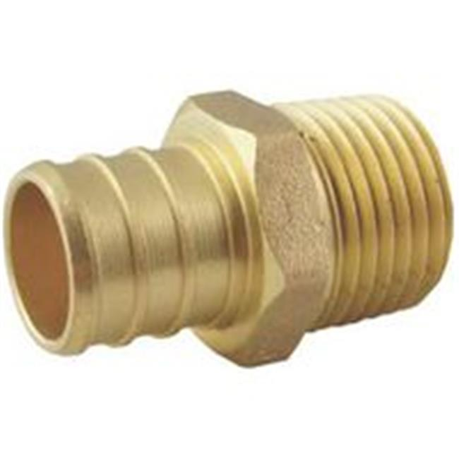 """Swing Pipe x MPT Coupling Adapter-Barb:1//2/""""-Thread:1//2/"""" MPT"""