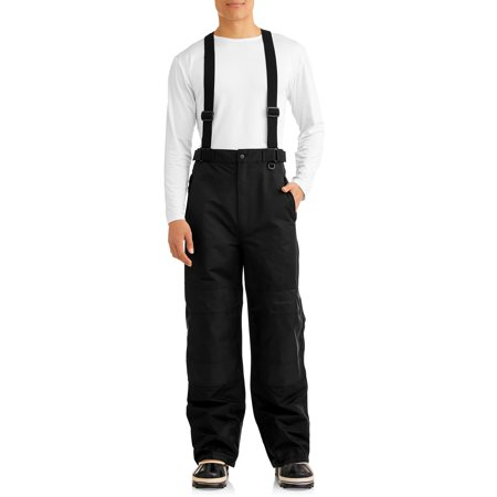 Men's Insulated Convertible Suspender Ski Pant, up to size 3XL