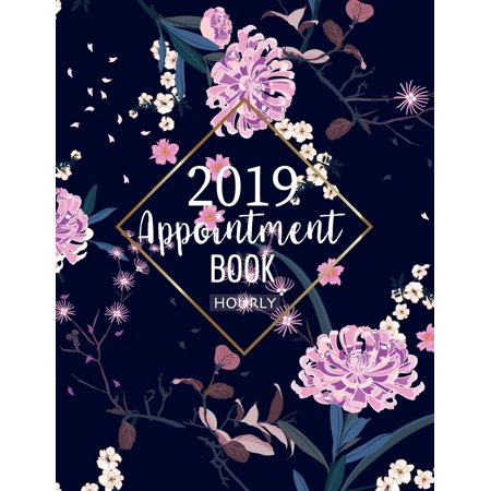 Planner Salon Appointment: Appointment Book 2019 Hourly: Planner Organizer Calendar 52 Weeks 15-Minute Increments Hourly Daily for Nail Salon Spa Schedule Notebook Undated (Paperback) (Utah Business Week)