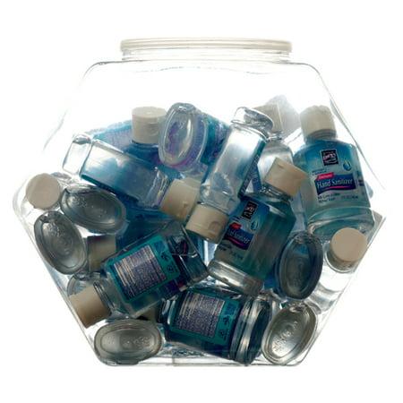 New 330385  Hand Sanitizer 2 Oz In Fishbowl (36-Pack) Cough Meds Cheap Wholesale Discount Bulk Pharmacy Cough Meds Bud Vase