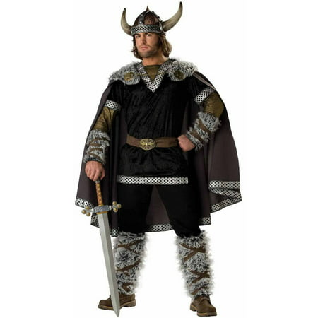 Viking Warrior Men's Adult Halloween Costume - Viking Princess Warrior