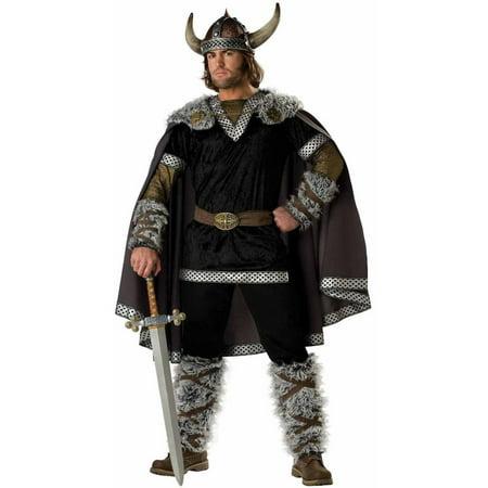 Viking Warrior Men's Adult Halloween - Viking Costume Men's