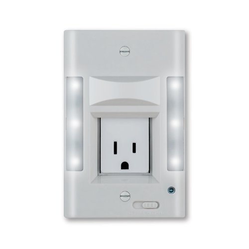 Capstone 2-in-1 10-LED Wall Plate
