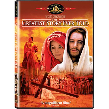 The Greatest Story Ever Told ( (DVD))