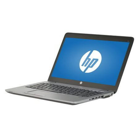 Refurbished HP Ultrabook Black 14