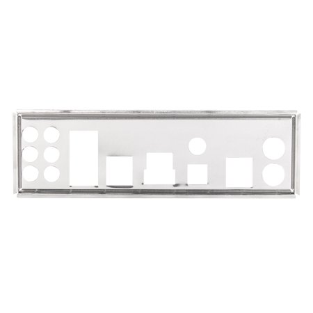 Shield Plate Backplate For ASUS P6T SE Motherboard I/O IO G380 XH Backplate  - image 3 of 4