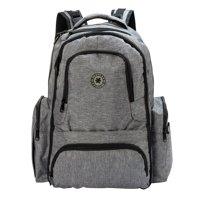 Water Resistant 26L Large Multifunction Baby Diaper Changing Bag Backpack for Moms & Dads, Hidden Anti Theft Compartments