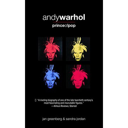 Artist Formally Known As Prince (Andy Warhol, Prince of Pop -)