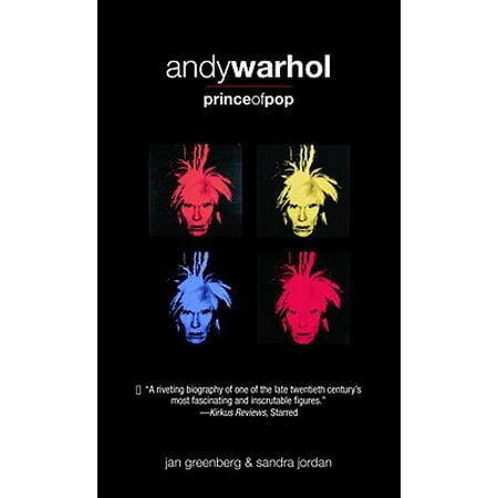 Andy Warhol, Prince of Pop - eBook Andy Warhol Quotes Pop Art