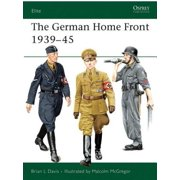 The German Home Front 1939–45 - eBook