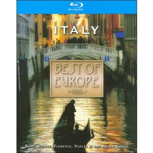 Best Of Europe: Italy (Blu-ray)