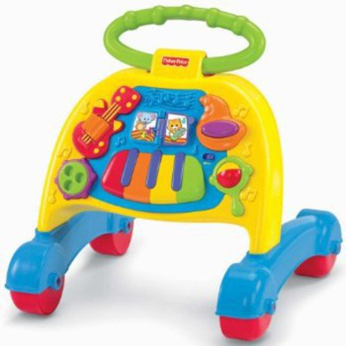 Fisher-Price Musical Activity Walker