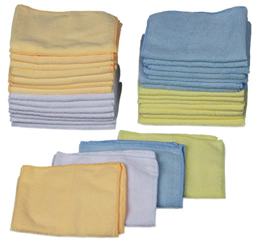 C2 C3 C4 C5 C6 C7 Corvette 1963-2014+ Microfiber Cleaning Cloth - 32pc