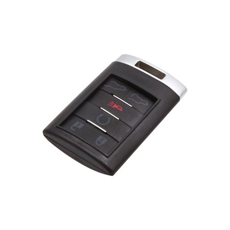 6 Button Car Remote Contorl Key Case Shell Protective Cover for Cadillac - image 2 of 4