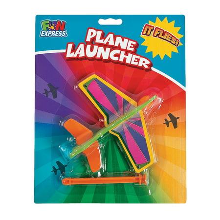 Foam Plane W/ Launcher - Toys - Vehicles - Missiles & Launchers - 6