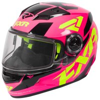 FXR Nitro Youth Core Helmet Polymer Alloy Shell DOT ECE Anti-Fog Anti-scratch -  -