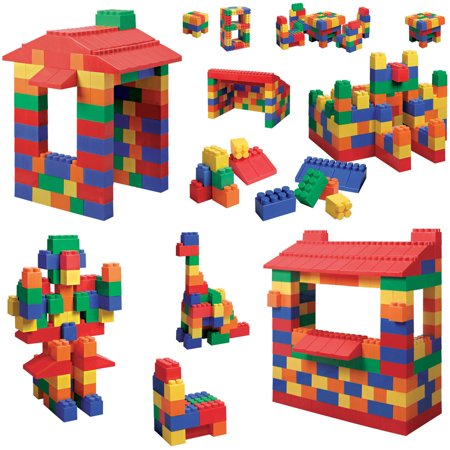 Mighty Big Blocks Set Assorted Sizes,