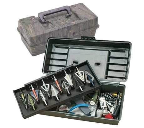 MTM Broadhead Tackle Box, Camouflage by MTM Case-Gard
