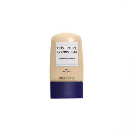 COVERGIRL Smoothers Hydrating Makeup, 725 Buff
