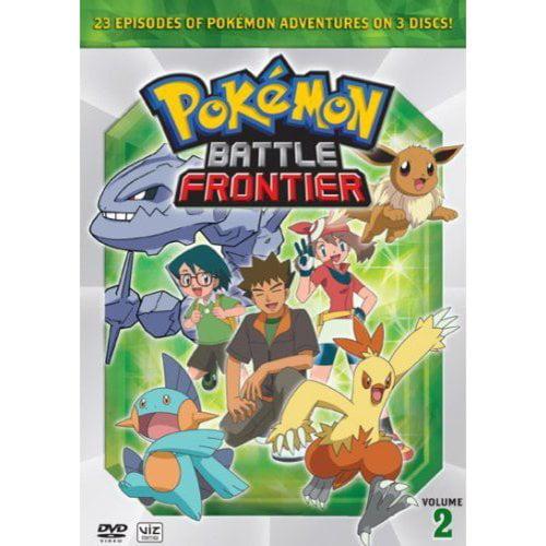 Pokemon Battle Frontier Box 2 (DVD) by Viz Media, LLC.
