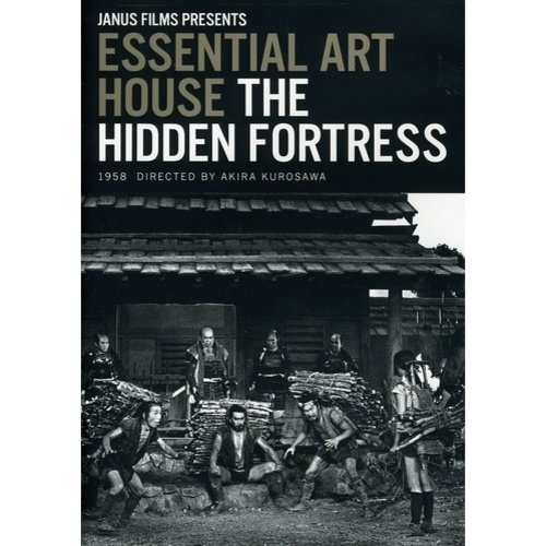 Essential Art House: The Hidden Fortress (Japanese) (1958) (Criterion Collection) (Widescreen)