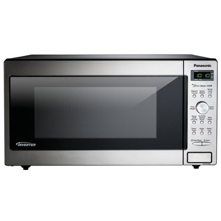 Ft Countertop Inverter Microwave Stainless Steel