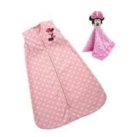 Disney Lovey and Wearable Blanket Bundle, 1 Wearable Blanket, 1 Lovey, Infant Female