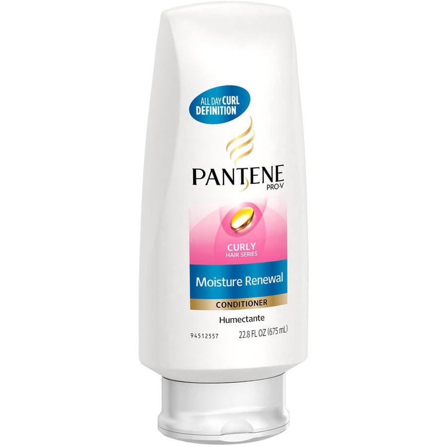 Pantene Pro-V Curly Hair Series Moisture Renewal Conditioner, 22.8 oz