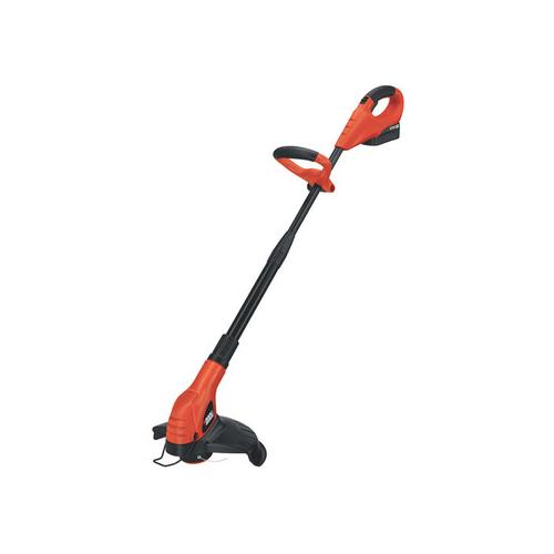 Factory-Reconditioned Black & Decker NST2118R 18V Cordless 12 in. Straight Shaft Electric String Trimmer / Edger
