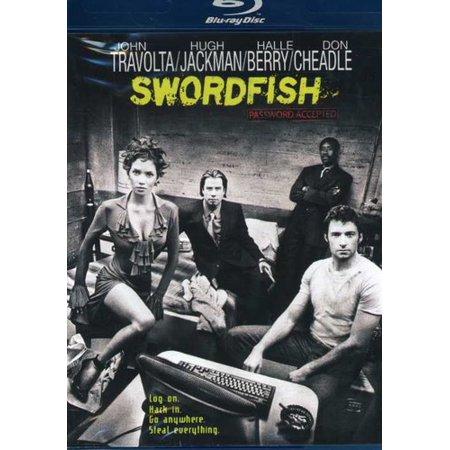 Swordfish (Blu-ray) (Hugh Jackman Halloween)