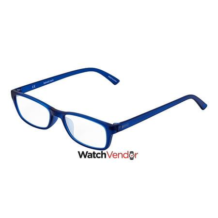 B+D Icon Reader Matt Blue +3.00 Eyeglasses 2400-57-30 - image 3 de 3