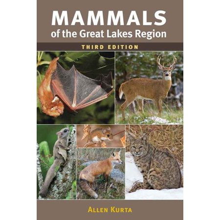 Mammals Of The Great Lakes Region  3Rd Ed