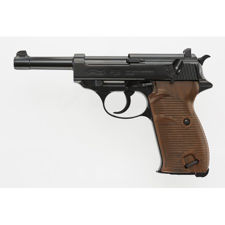Umarex Walther P38 2252730 Semi Automatic BB Air Pistol 400fps 0.17 ()