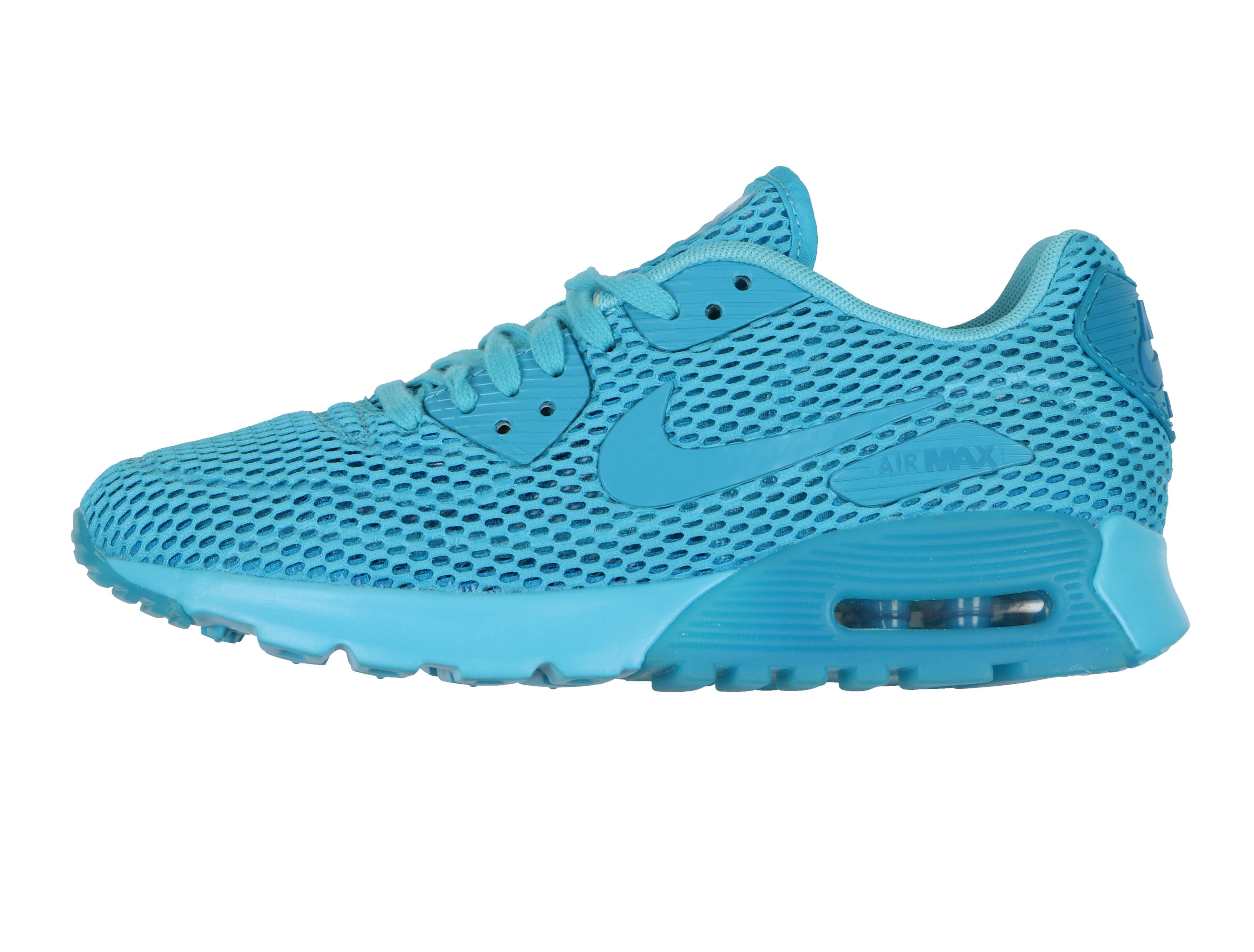 26d906eb68d92 low price nike flyknit max ebacf 57f21  denmark nike nike womens air max 90  ultra br running shoes gamma blue blue lagoon walmart