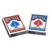 Bicycle Poker Size Standard Index Playing Cards, 4 Deck PlayerS Pack