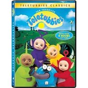 Teletubbies: 20th Anniversary Best Of The Best Classic Episodes by