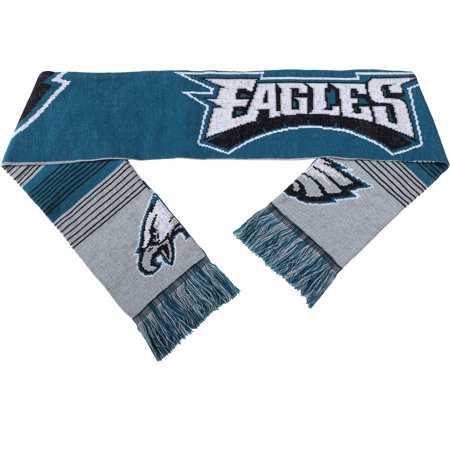 check out 8199e e3a77 NFL Forever Collectibles Reversible Split Logo Scarf, Philadelphia Eagles