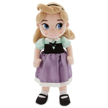 Disney Animators Collection Aurora Plush Doll Figure Toy - Sleeping Beauty - 13
