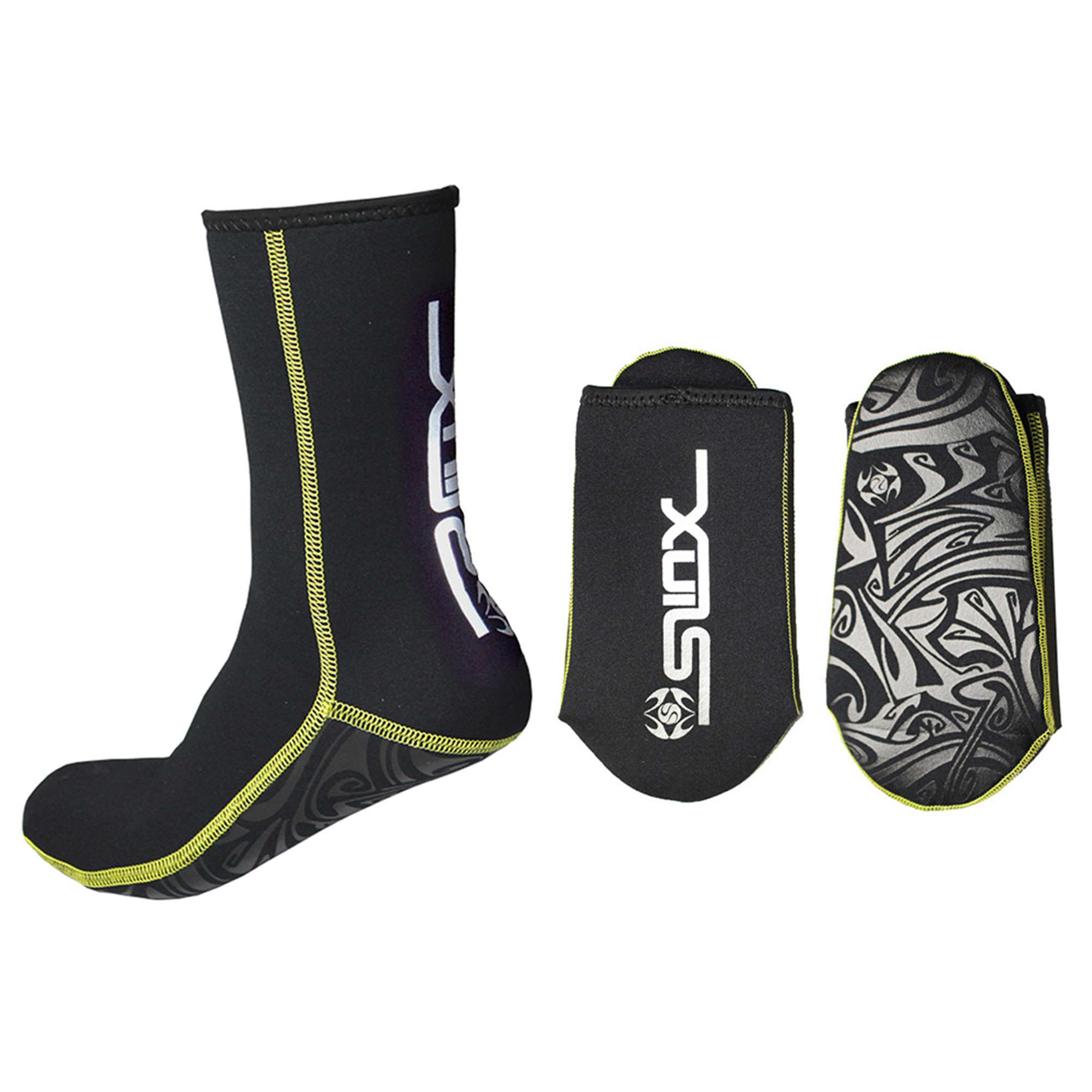 Details about  /Wetsuit 3mm Boots Diving Footwear Gloves//socks Neoprene Nylon Sporting